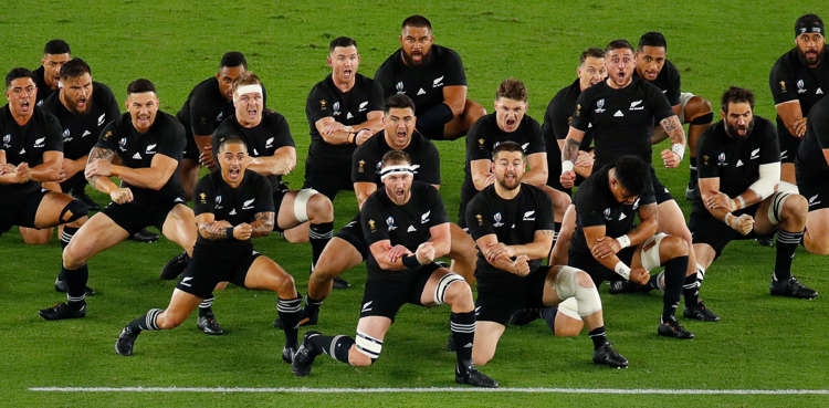 Why New Zealand do the haka and what the words mean