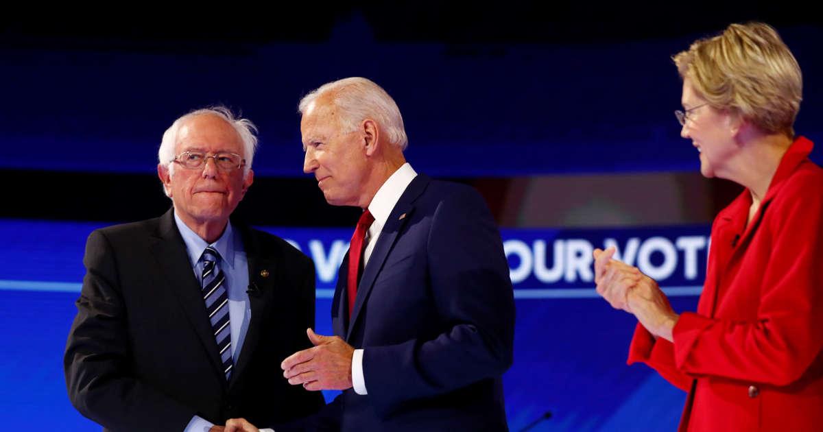 Democratic debate live updates: Candidates spar on health care