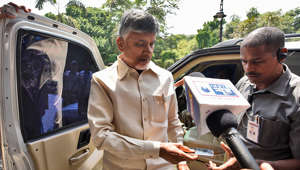 Naidu drove ex-Andhra speaker to suicide: YSR Congress