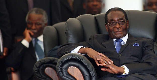 Image result for Revealed! US, UK Asked South Africa For Help To Remove Mugabe —Thabo Mbeki