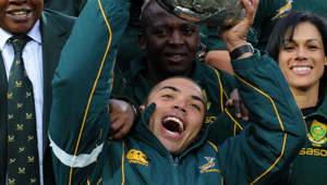 Former World Cup winner says Boks peaking at right time