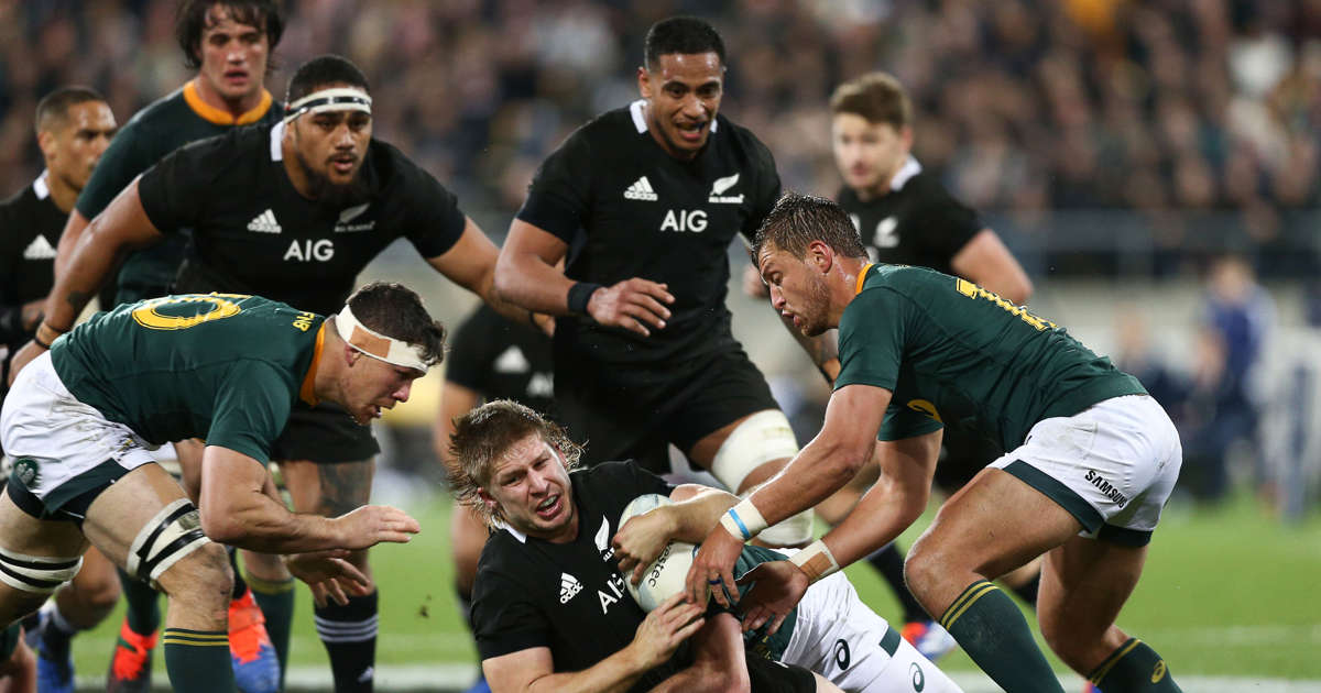 Comment: Rugby World Cup: All Blacks vs Springboks - who will win?