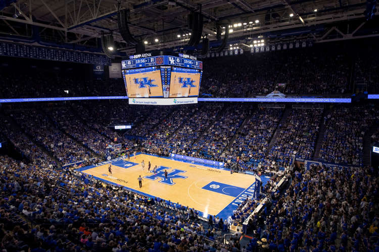 Mark Story In Smaller Rupp Arena Can Kentucky Ever Lead