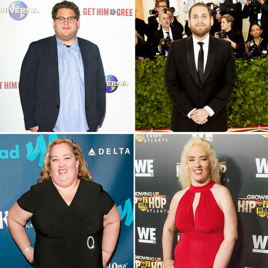 Celebrities Biggest Weight Loss Transformations Before And After Pics