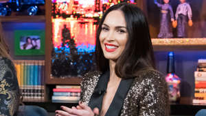 WATCH WHAT HAPPENS LIVE WITH ANDY COHEN -- Pictured: Megan Fox -- (Photo by: Charles Sykes/Bravo/NBCU Photo Bank via Getty Images)