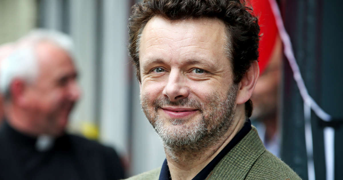 Michael Sheen once spotted UFO in hometown
