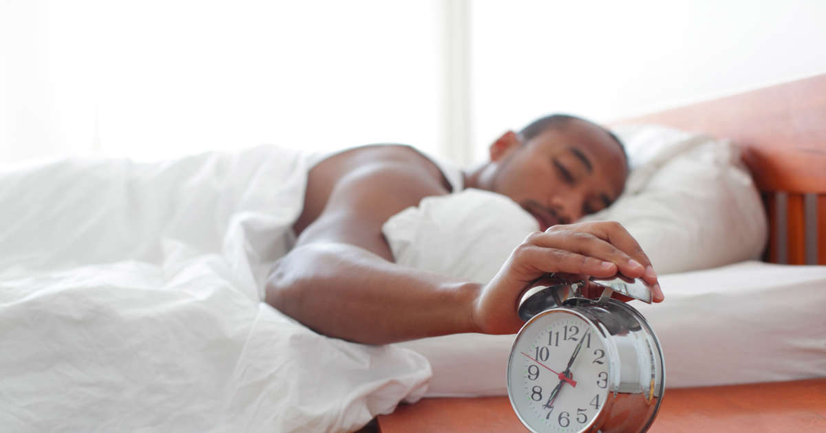 This is what happens to your appetite when you miss out on sleep