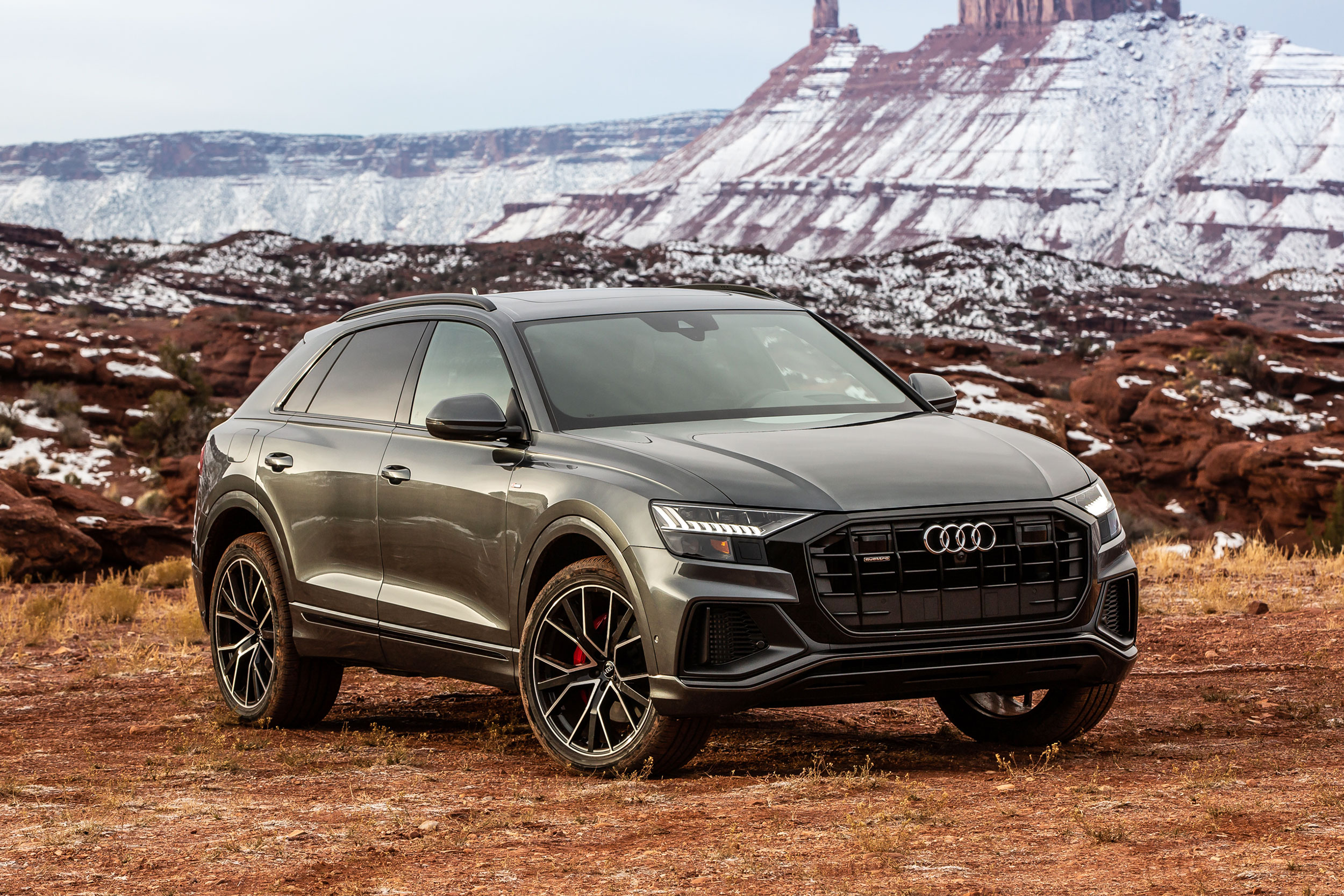 2020 audi q8 reviews  msn autos