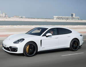 2020 Porsche Panamera 4s Executive Overview Msn Autos