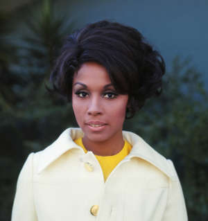JULIA -- Season 3 -- Pictured: Diahann Carroll as Julia Baker