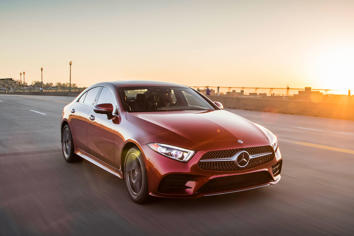 Research 2020                   MERCEDES-BENZ CLS-Class pictures, prices and reviews