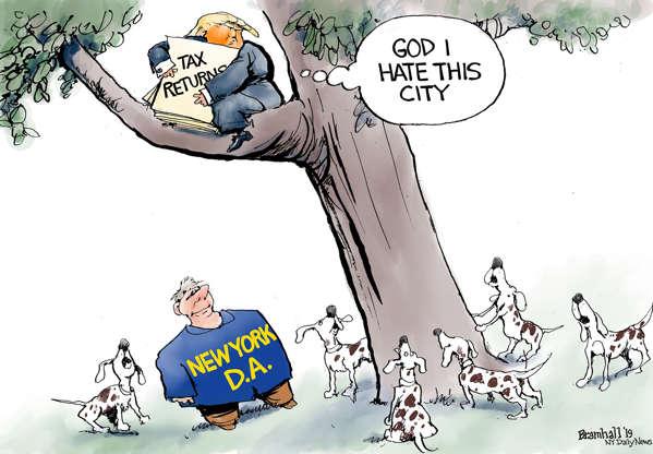 Slide 6 of 50: Bill Bramhall/New York Daily News
