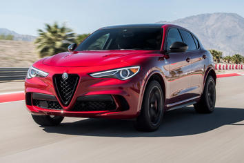 Research 2020                   ALFA ROMEO STELVIO pictures, prices and reviews