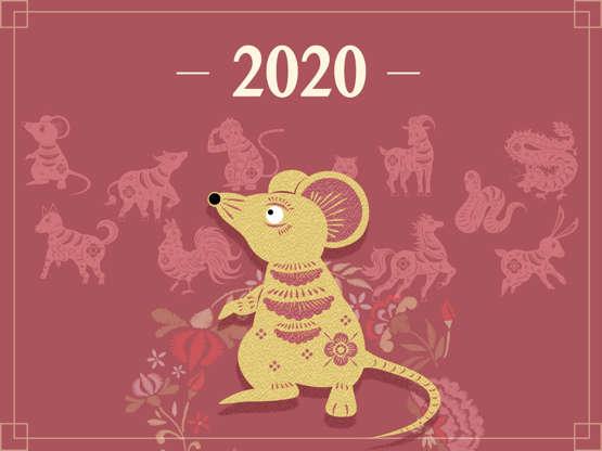 幻灯片 13 - 1: Chinese Zodiac Signs