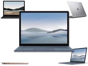 a desktop computer sitting on top of a laptop: microsoft-surface-laptop-4.jpg