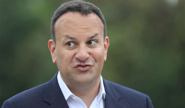 Leo Varadkar wearing a suit and tie smiling and looking at the camera: Senior Fine Gael sources claim this has served to accentuate existing concerns over 'the semi-detached nature of Leo's leadership'. Pic: Niall Carson/PA Wire