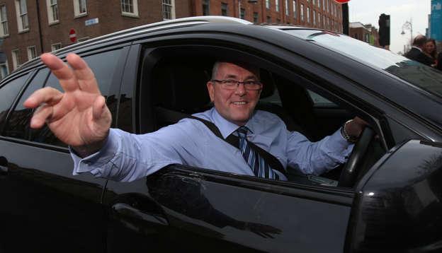 Government TD John McGuinness
