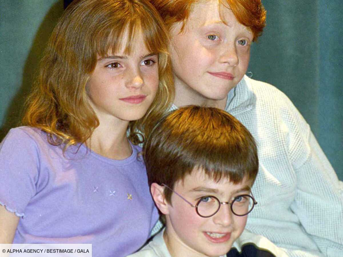 PHOTOS – Harry Potter : 20 ans après, à quoi ressemblent les acteurs ?