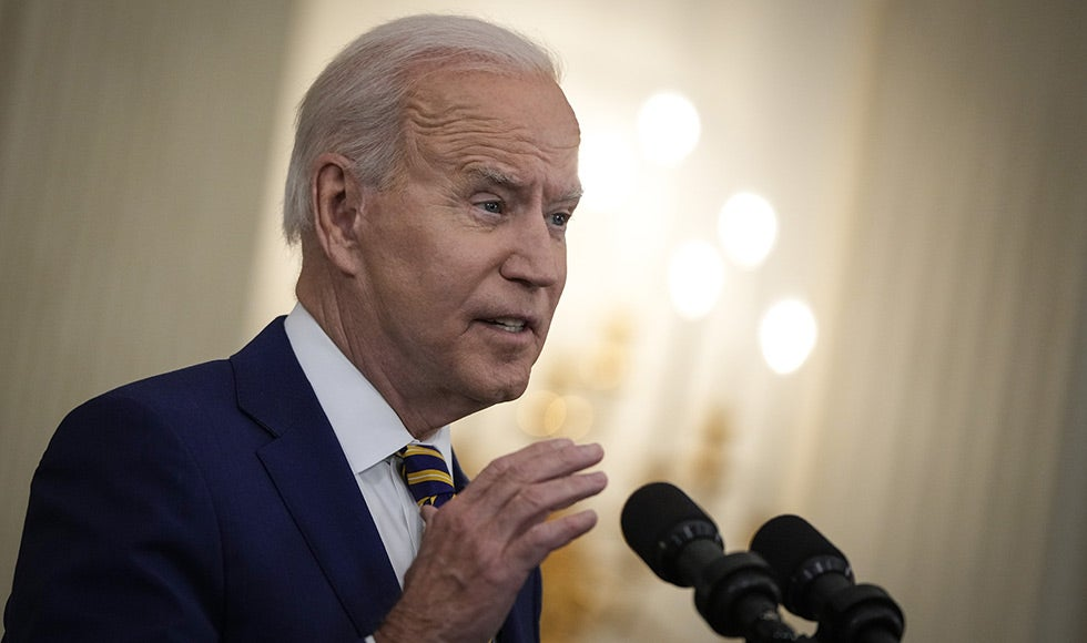 Biden to deliver remarks on voting access next week