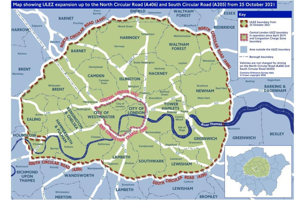 When is the London Ulez expanding and who will have to pay?