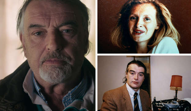 Ian Bailey, Death of Sophie Toscan du Plantier, Ian Bailey are posing for a picture