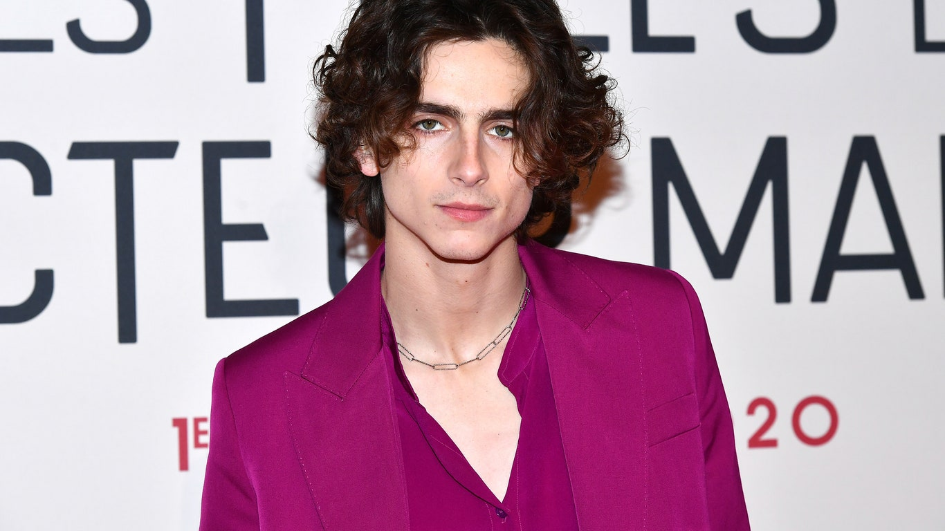 Timothée Chalamet va incarner Willy Wonka au cinéma