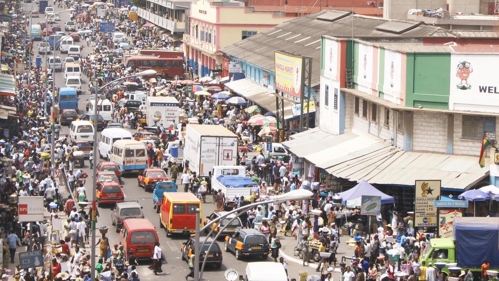 Ghana: le changement climatique transformé en musique pour mieux sensibiliser