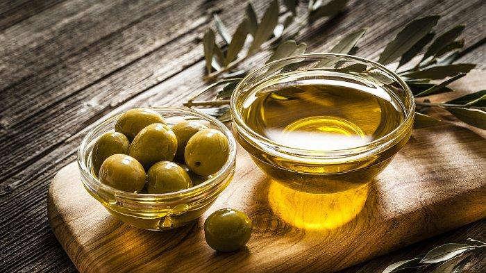 Minyak Zaitun atau Olive Oil (https://news.cgtn.com/)