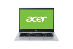 a laptop computer: Acer Chromebook N4020 is priced at Rs 23,999 in India. (image Credit: Acer)