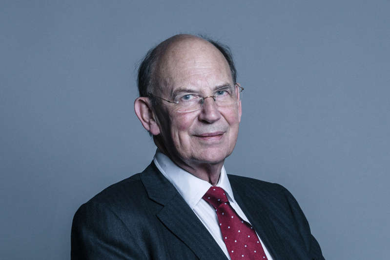 a man wearing a suit and tie: Committee chair Lord Jay of Ewelme (House of Lords/PA)