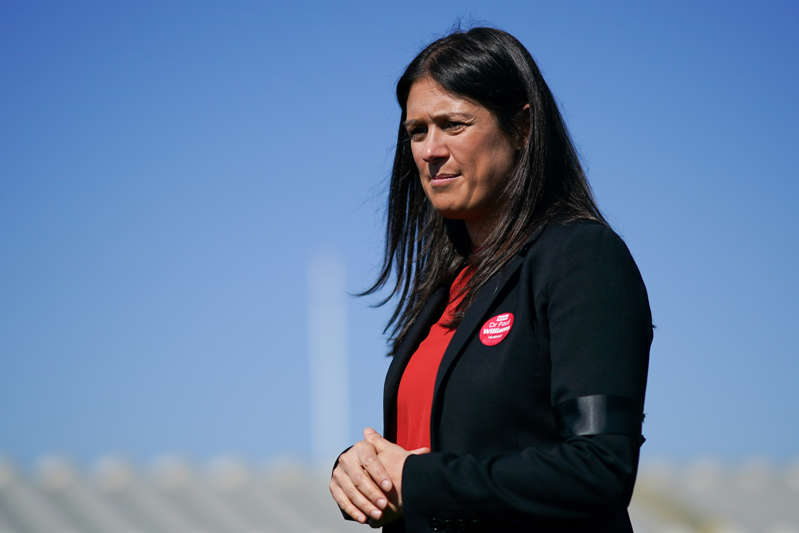 Lisa Nandy MP, Shadow Foreign Secretary, (Photo by Ian Forsyth/Getty Images)