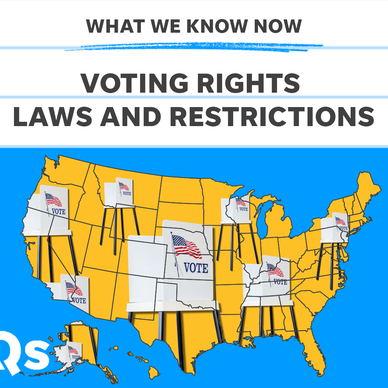 map: Here's why the fight over voting rights is causing another major divide across the US