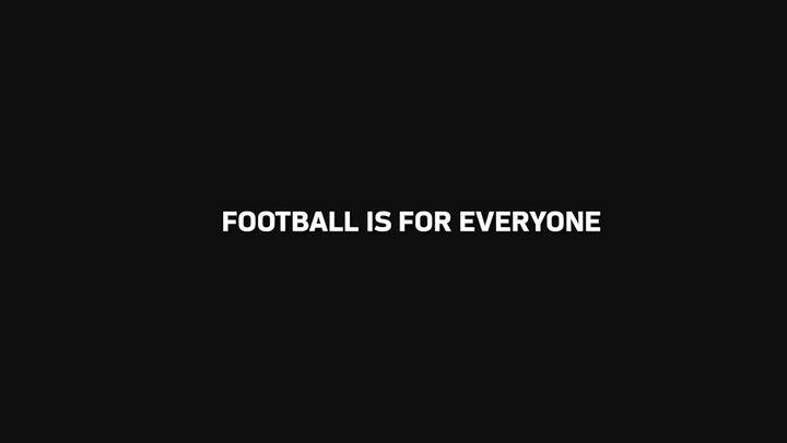 graphical user interface, application: NFL release 'Football Is Gay' video in support of Carl Nassib