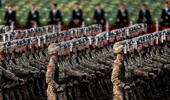 a close up of a person: China looking to impose own vision on the global order
