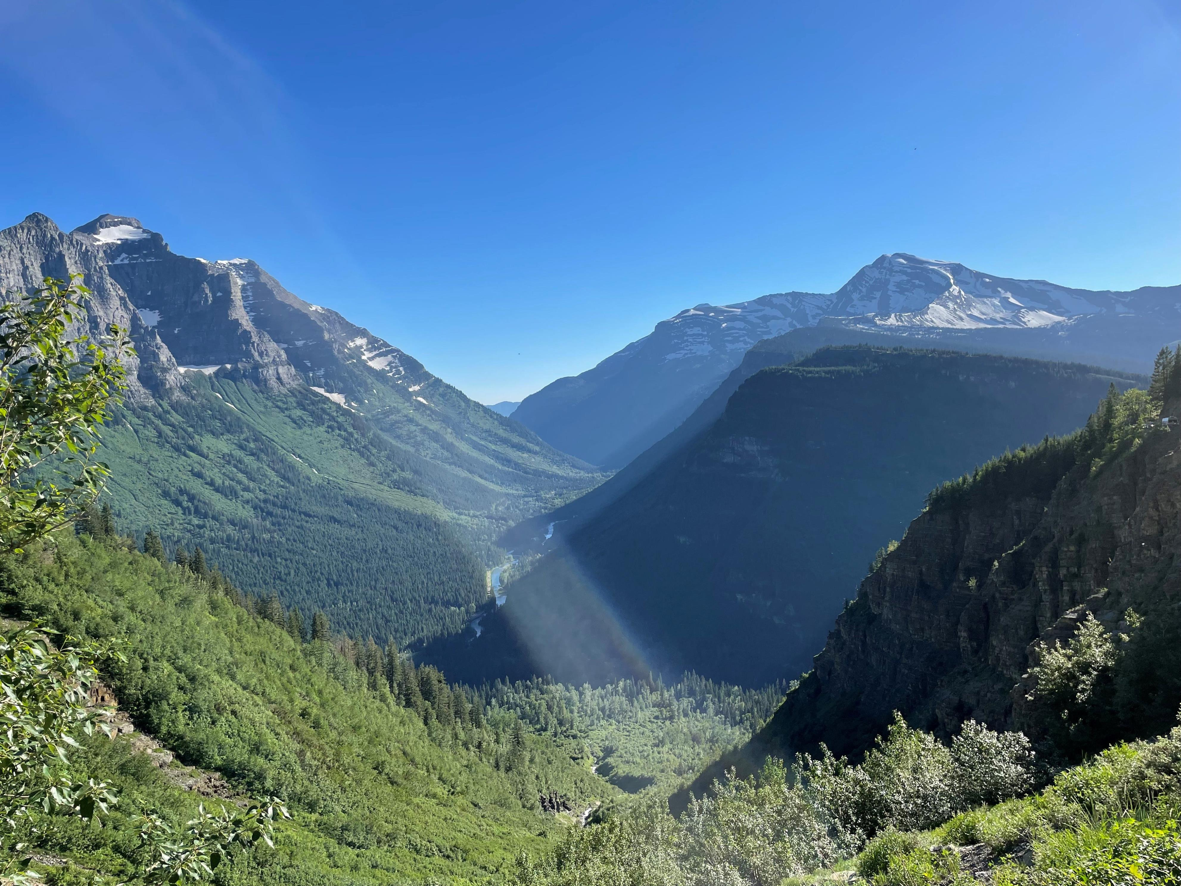 Slide 10 of 10: Like many national parks, Glacier National Park has seen an uptick in visitors. To ease congestion along the iconic Going-to-the-Sun road, the park instituted a reservation system for the 2021 season.