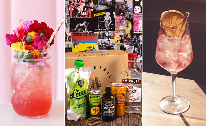 The most delicious DIY lockdown cocktails