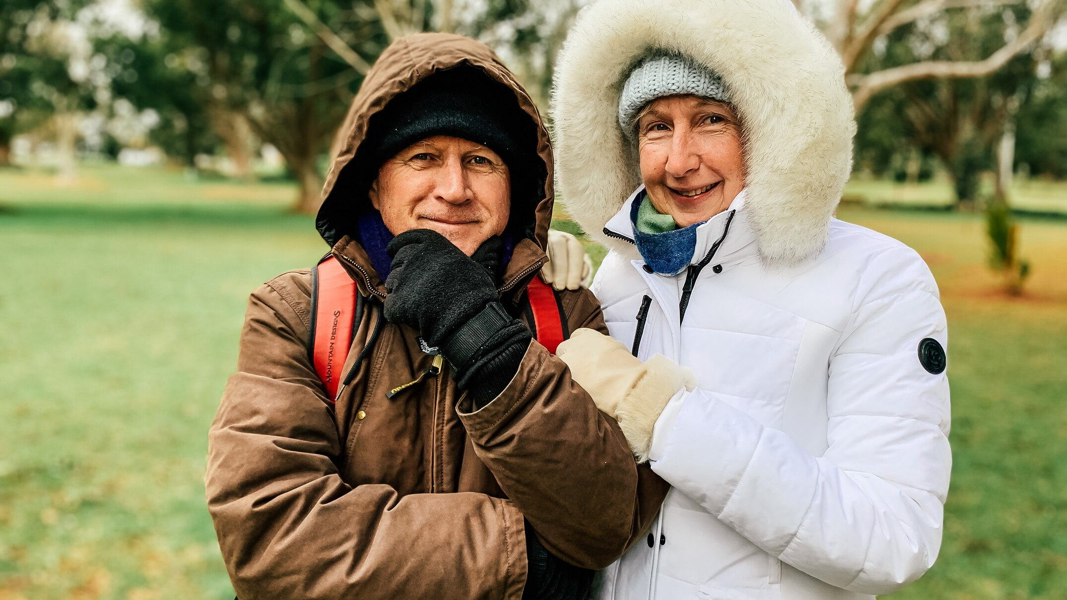 Queenslanders rug up as southern interior shivers through sub-zero conditions