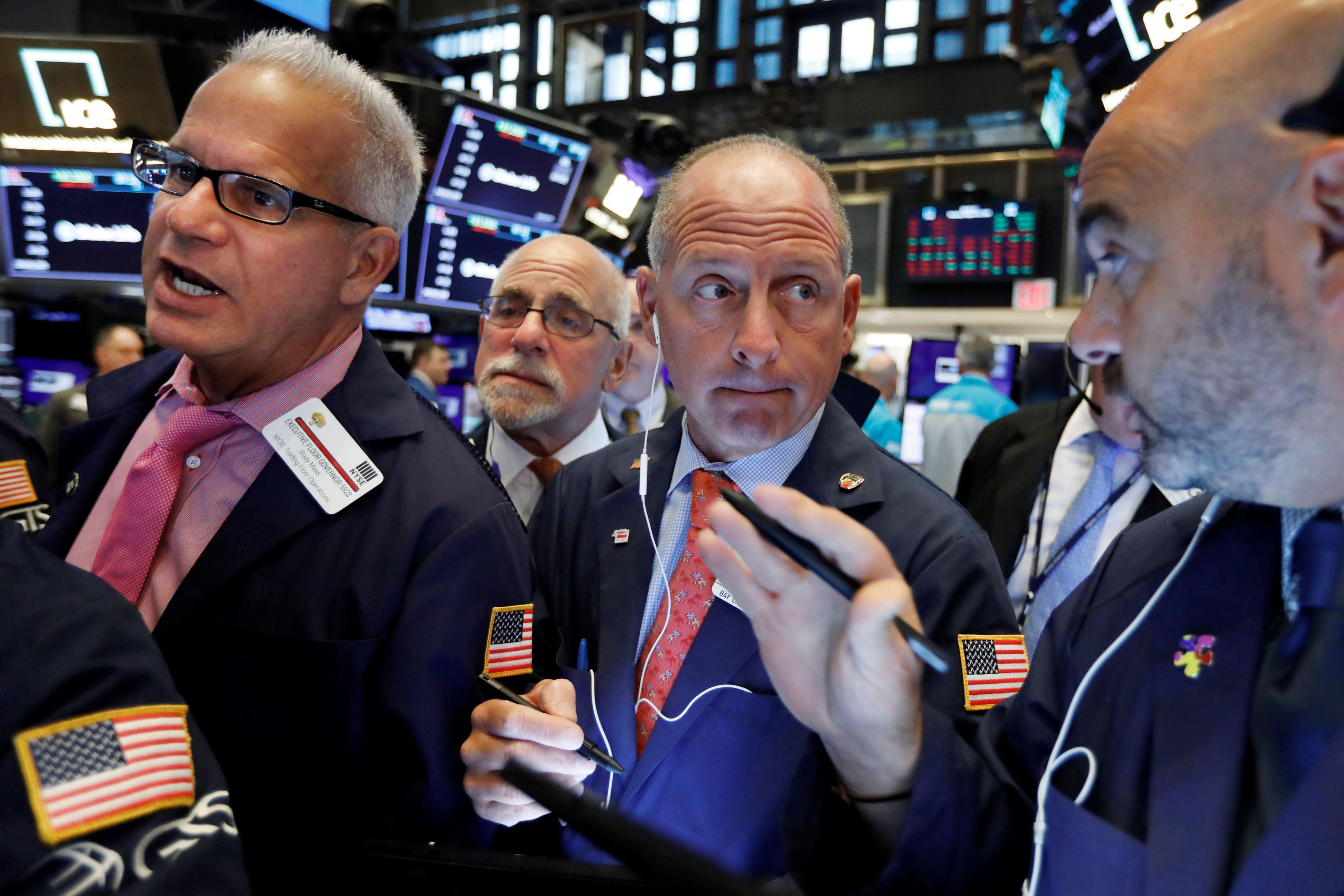 被人詬病的貝萊德等指數基金「三巨頭」 或是股市中定海神針