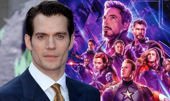 Avengers 5: Henry Cavill 'has had secret meeting with Marvel'