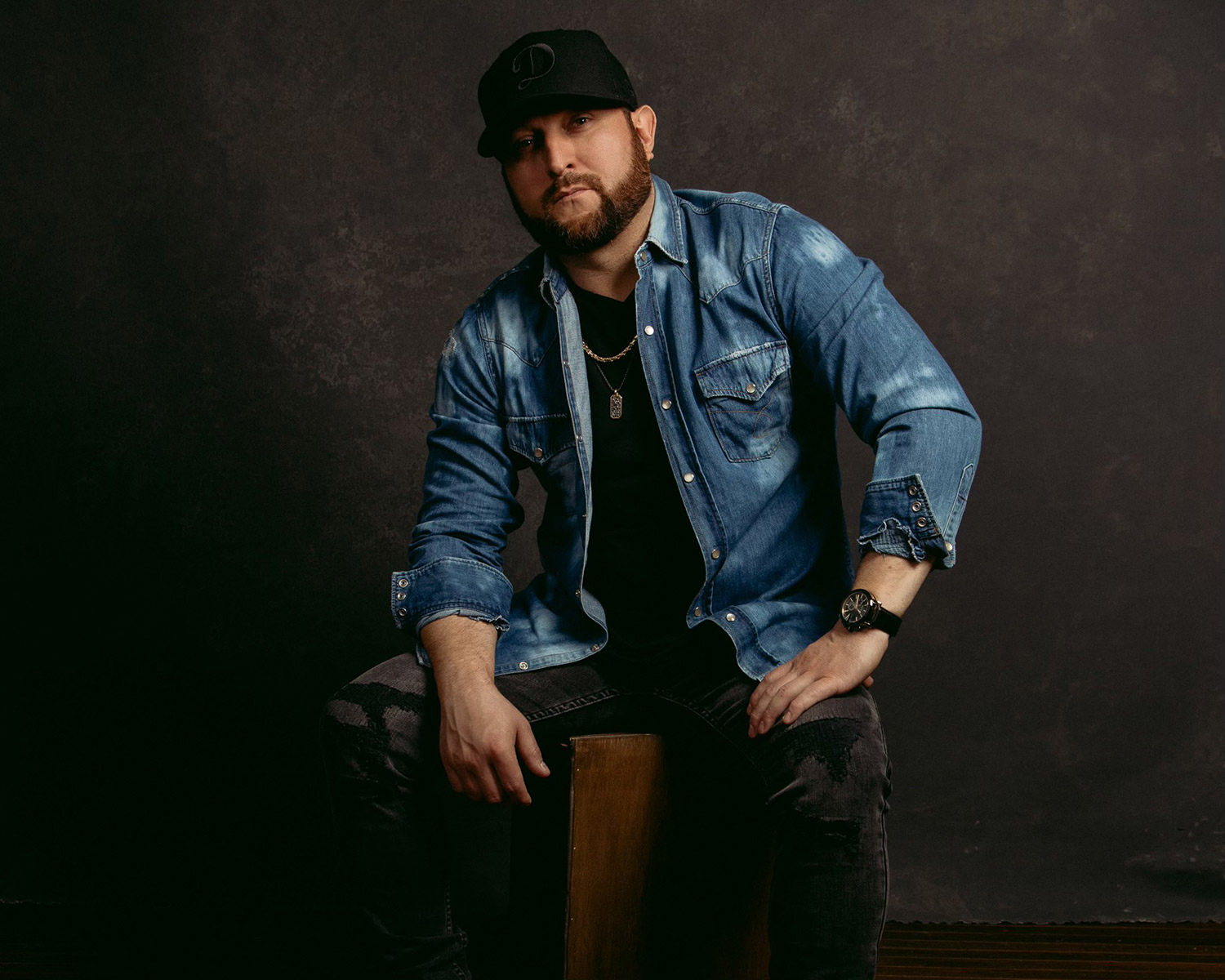 Dusty Black Was Moving People into Their Dream Homes — Until His Own Dreams Moved Him to Become a Country Artist