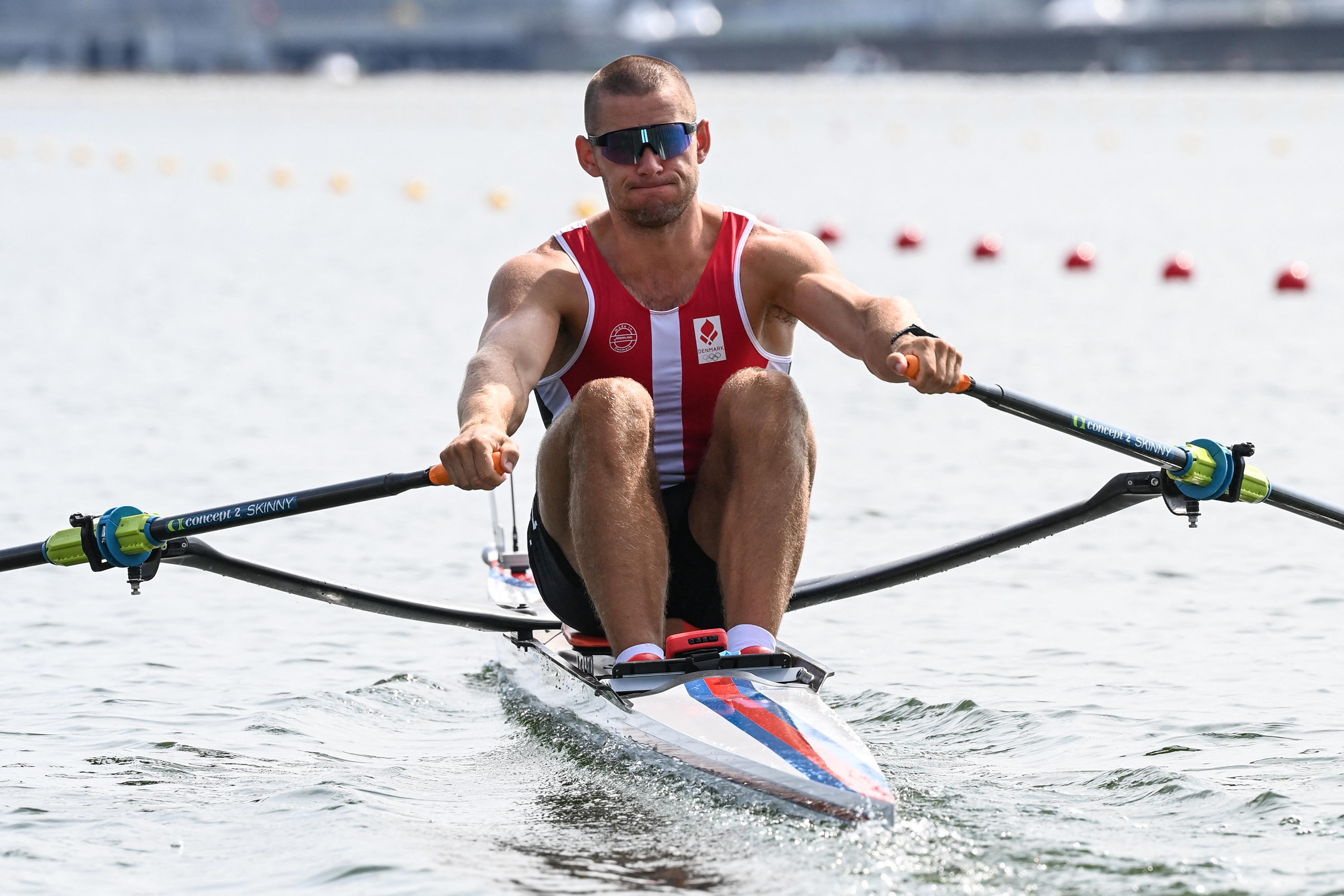 Dansk medaljehåb ror sig sikkert i kvartfinalen ved OL i Tokyo