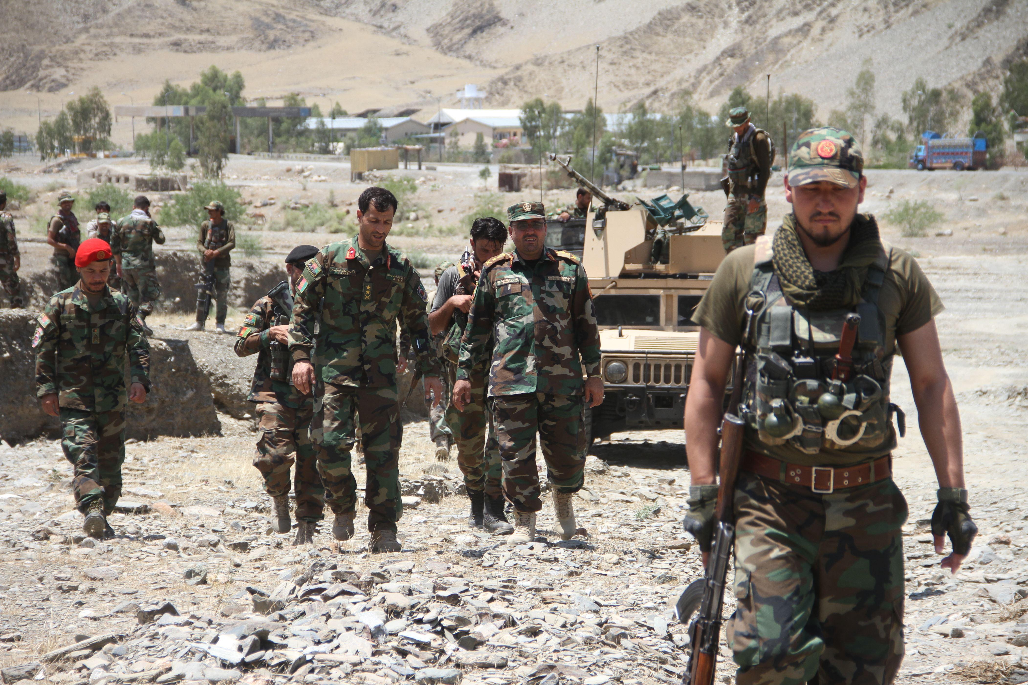 塔利班展開報復 美軍阿富汗口譯員慘遭斬首