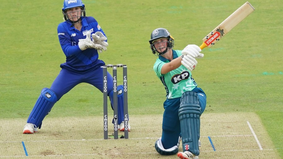 Teenager Alice Capsey caps historic day as Lord's delivers social karma