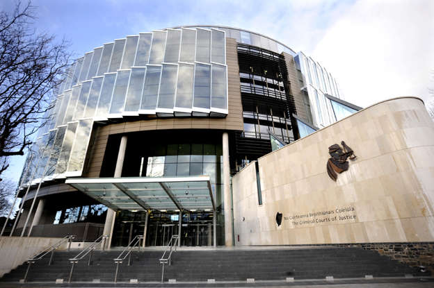 a large building: File photo - Criminal Courts of Justice