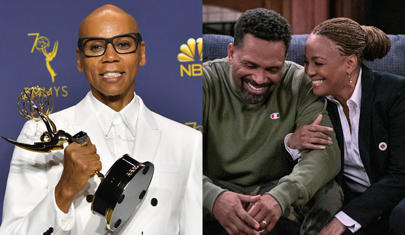 The two most awarded Black individuals in Primetime Emmy ...