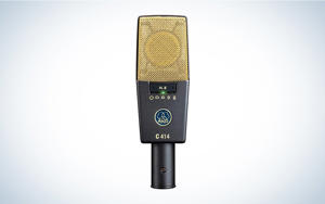A studio staple that sounds as good on acoustic guitar, piano, and drums as it does on voice.