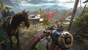 a horse that is standing in the grass: Ubisoft