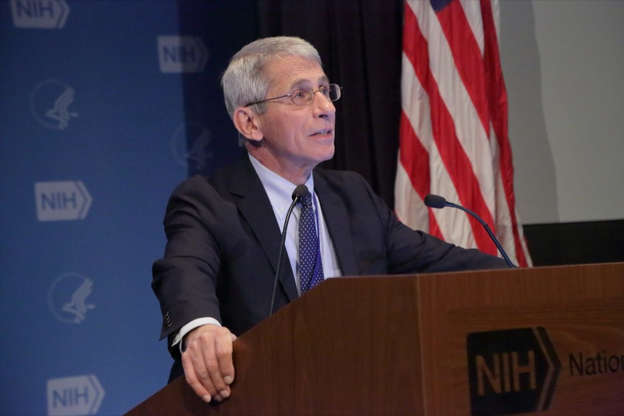 """Slide 1 of 8: The COVID numbers are startling, says Dr. Anthony Fauci, the chief medical advisor to the President and the director of the National Institute of Allergy and Infectious Diseases. """"More than 150,000 cases per day, more than 1,200 deaths per day. ICUs filling up and almost all of this is preventable,"""" said CNN's Jake Tapper. The two spoke today about how you can stay safe. Read on for 7 essential points that can save your life—and to ensure your health and the health of others, don't miss these Sure Signs You Have """"Long"""" COVID and May Not Even Know It."""