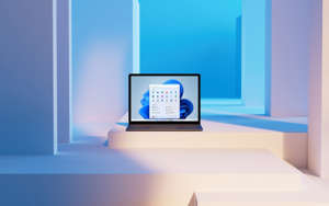 graphical user interface: Windows 11 on laptop