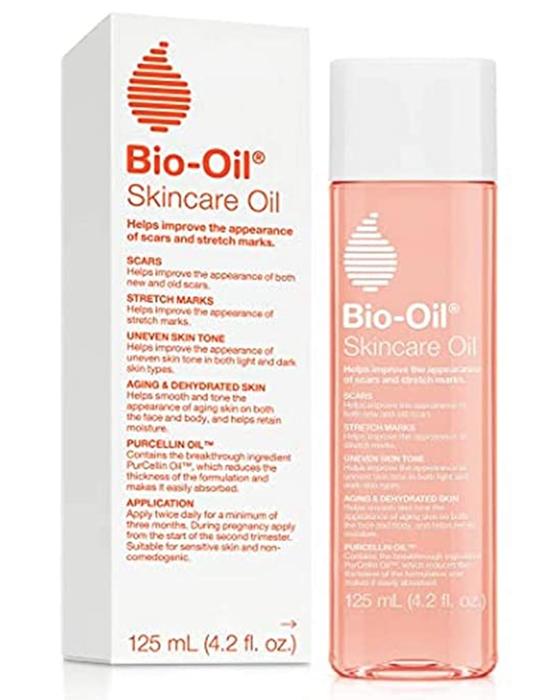 Bio-Oil Skincare Oil, Body Oil for Scars and Stretchmarks, Serum Hydrates Skin, Non-Greasy, Dermatologist Recommended, Non-Comedogenic, 4.2 Ounce, For All Skin Types, with Vitamin A, E.png